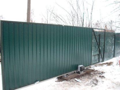 DSCF21241 416x312 Забор в Москве