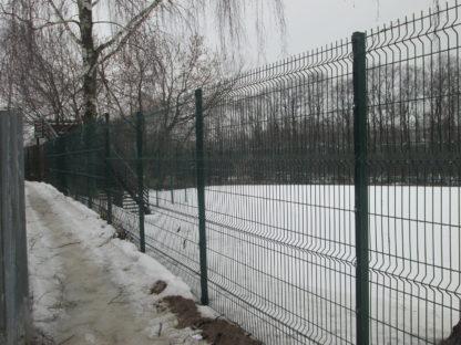 Забор — 3d (панельные ограждения) в г. Мытищи