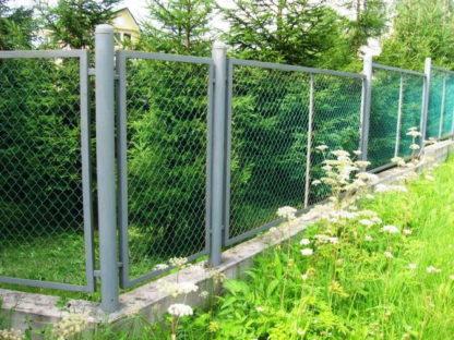Заборы секционные – быстрый монтаж и долговечная эксплуатация