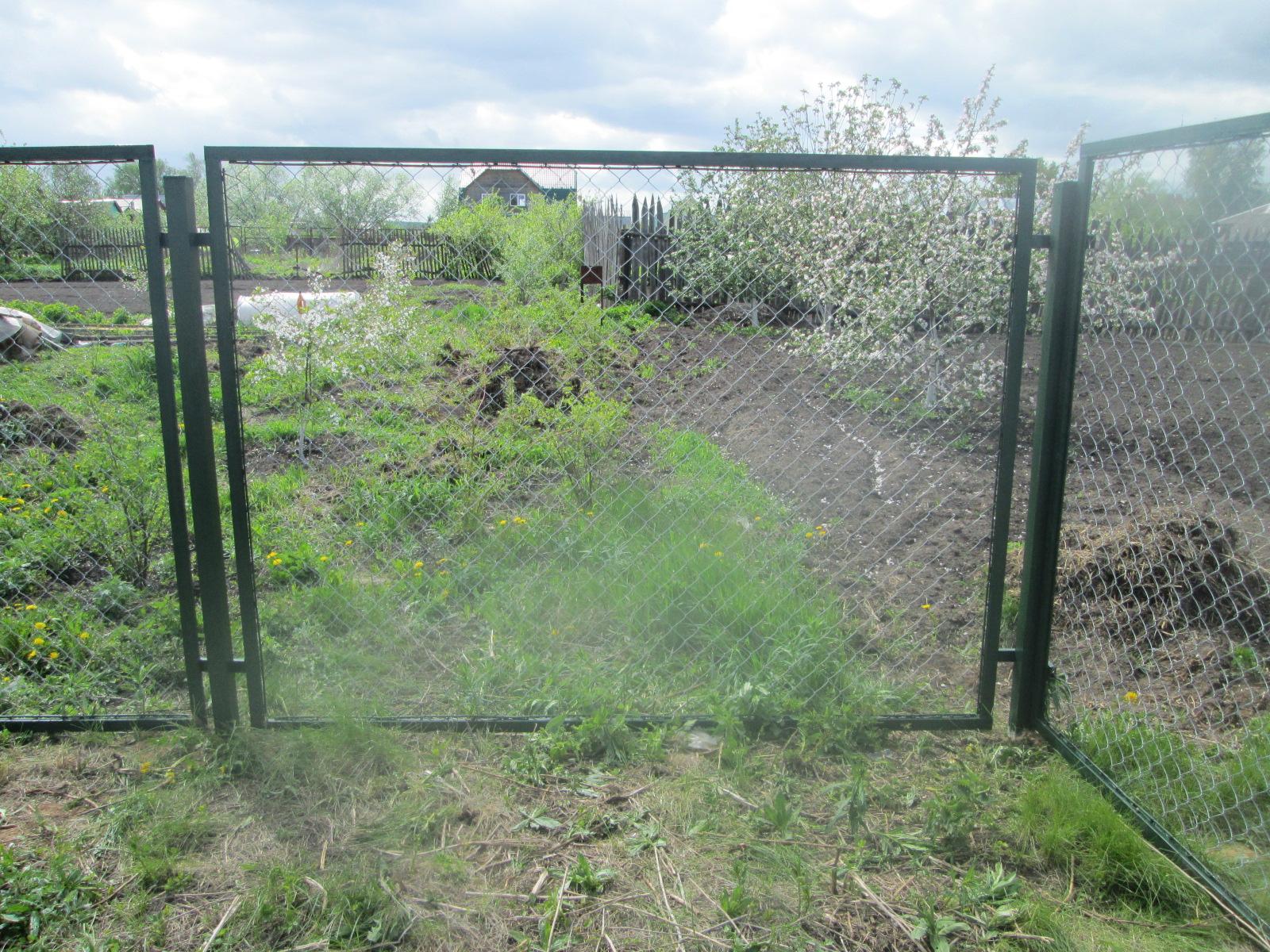 забор из сетки рабицы фото г иркутск инструкция отделке