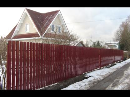 Дешевый забор от Забориум — приятная цена и высокое качество