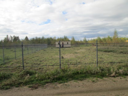 сетка рабица 0021 416x312 Забор в Пушкино для дома и дачи