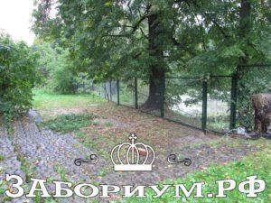 Заборы в Сергиев-Посаде