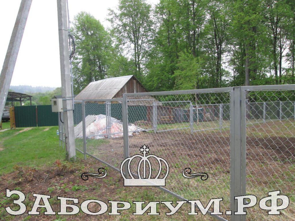 evroshtaketnik v ulyankove 276 1024x768 Забор в Дмитрове