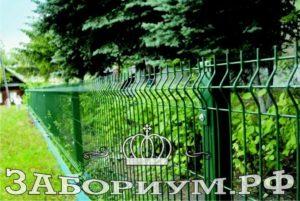 zabory v dmitrove 300x201 Забор в Дмитрове