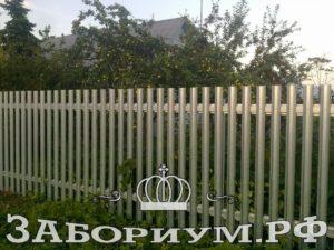 zabory v dmitrove3 300x225 Забор в Пушкино для дома и дачи