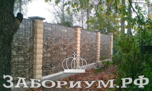 zabory v domodedovo1 300x179 Установка заборов в Домодедово