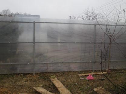 Забор из поликарбоната в Мытищах