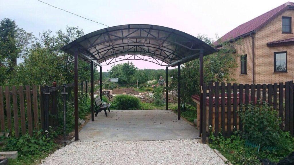 IMG 2856 1024x576 Забор в Дмитрове