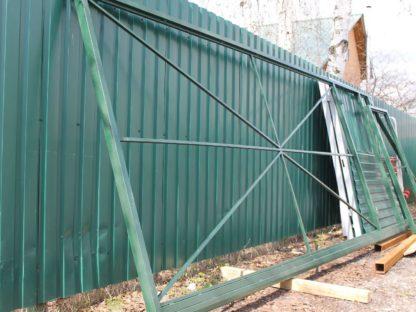 Автоматические откатные ворота в Ногинке